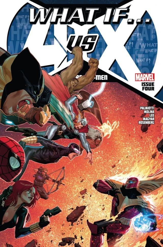 What If? AVX #4 (of 4)