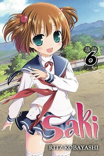Saki Vol. 6