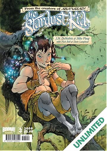 Stardust Kid #3 (of 5)