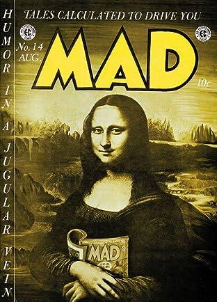 MAD Magazine #14