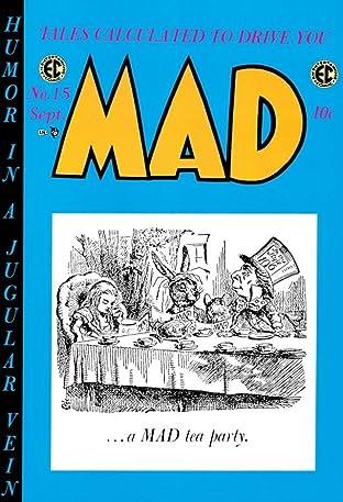 MAD Magazine #15