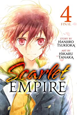 Scarlet Empire Vol. 4