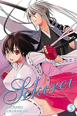 Sekirei Vol. 5