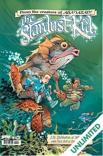 Stardust Kid #4 (of 5)