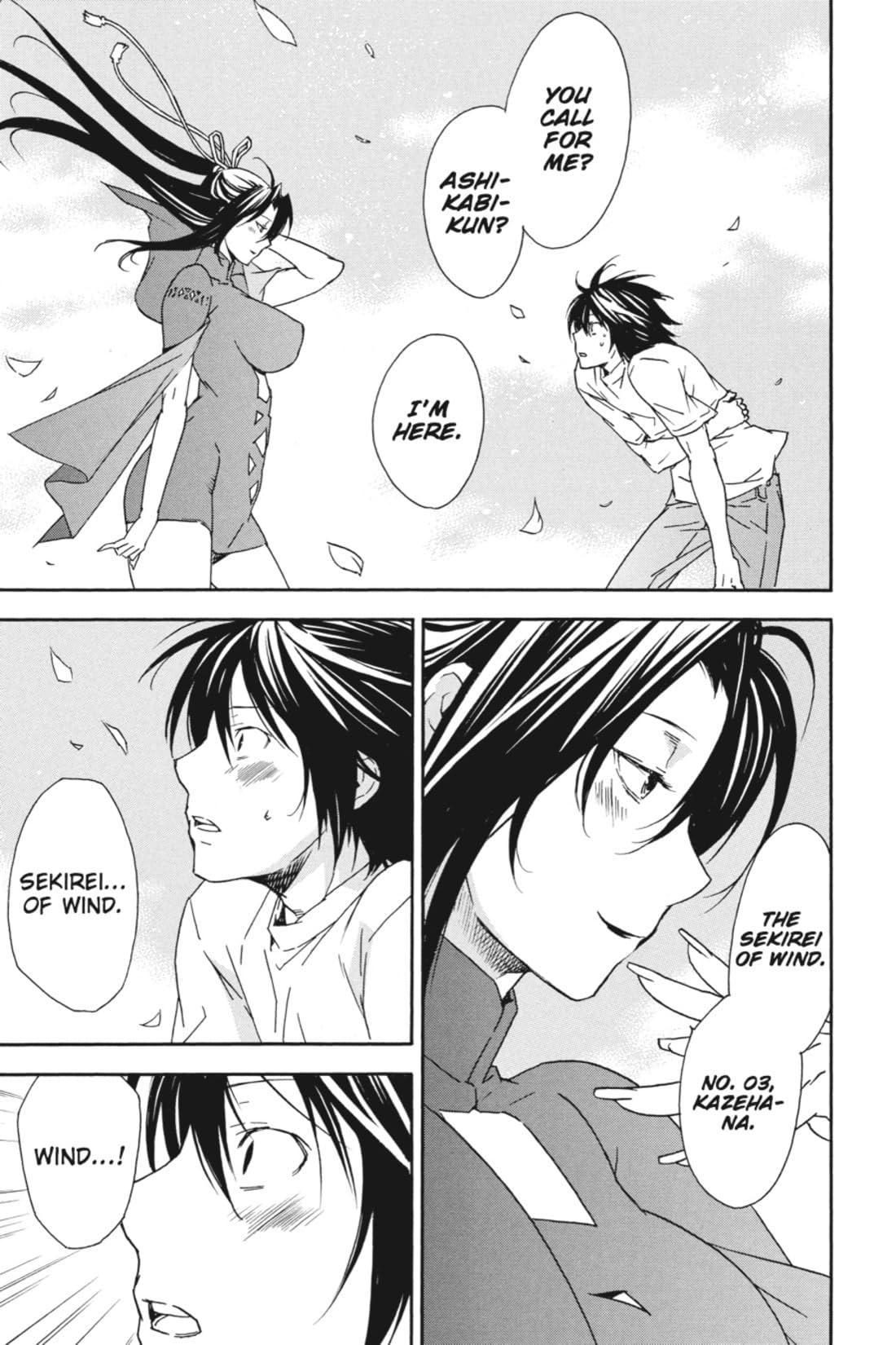 Sekirei Vol. 6
