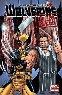 Wolverine: In The Flesh