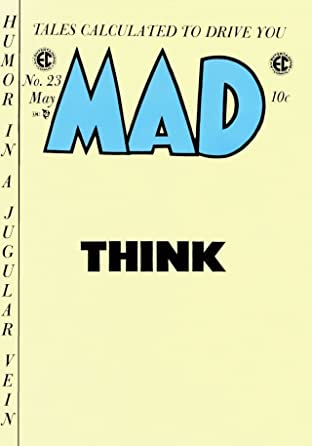 MAD Magazine #23