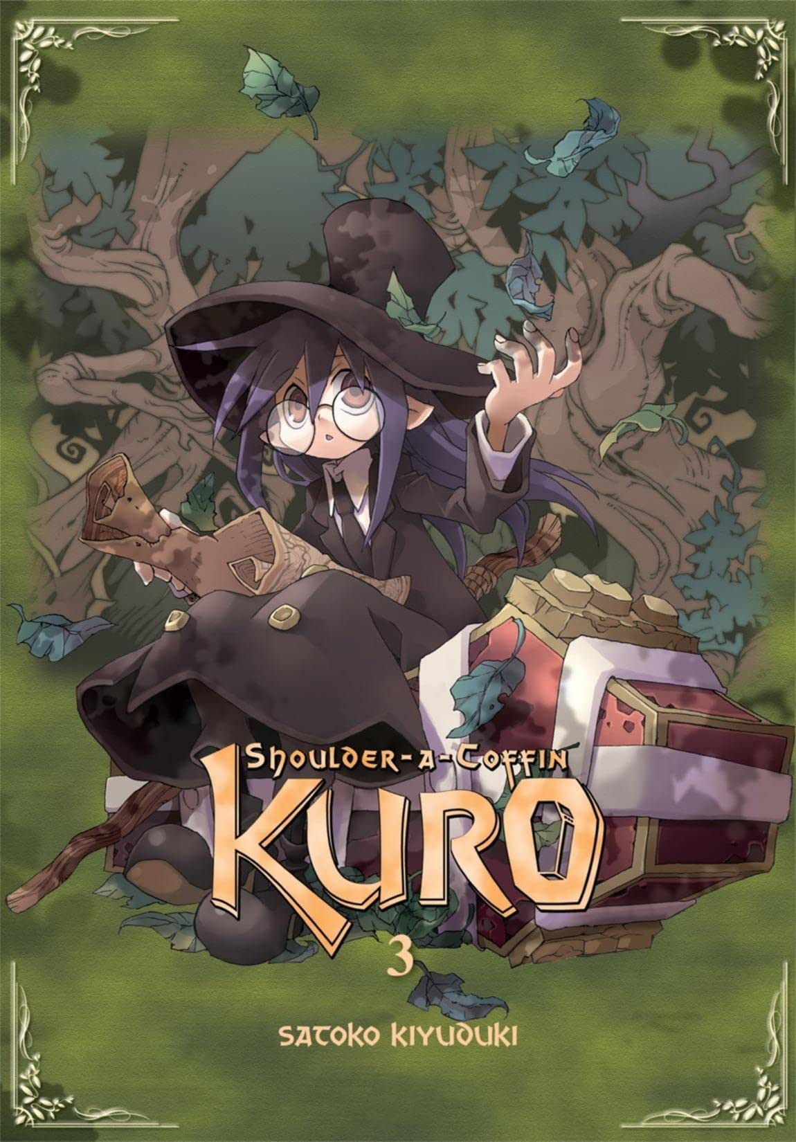Shoulder-a-Coffin Kuro Vol. 3