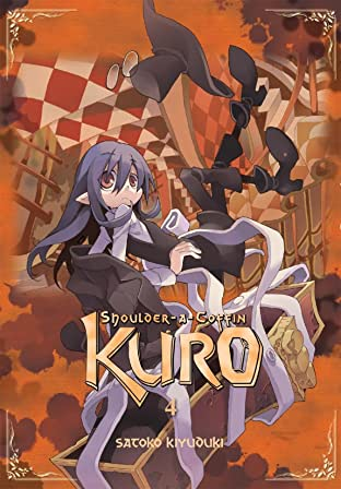 Shoulder-a-Coffin Kuro Vol. 4