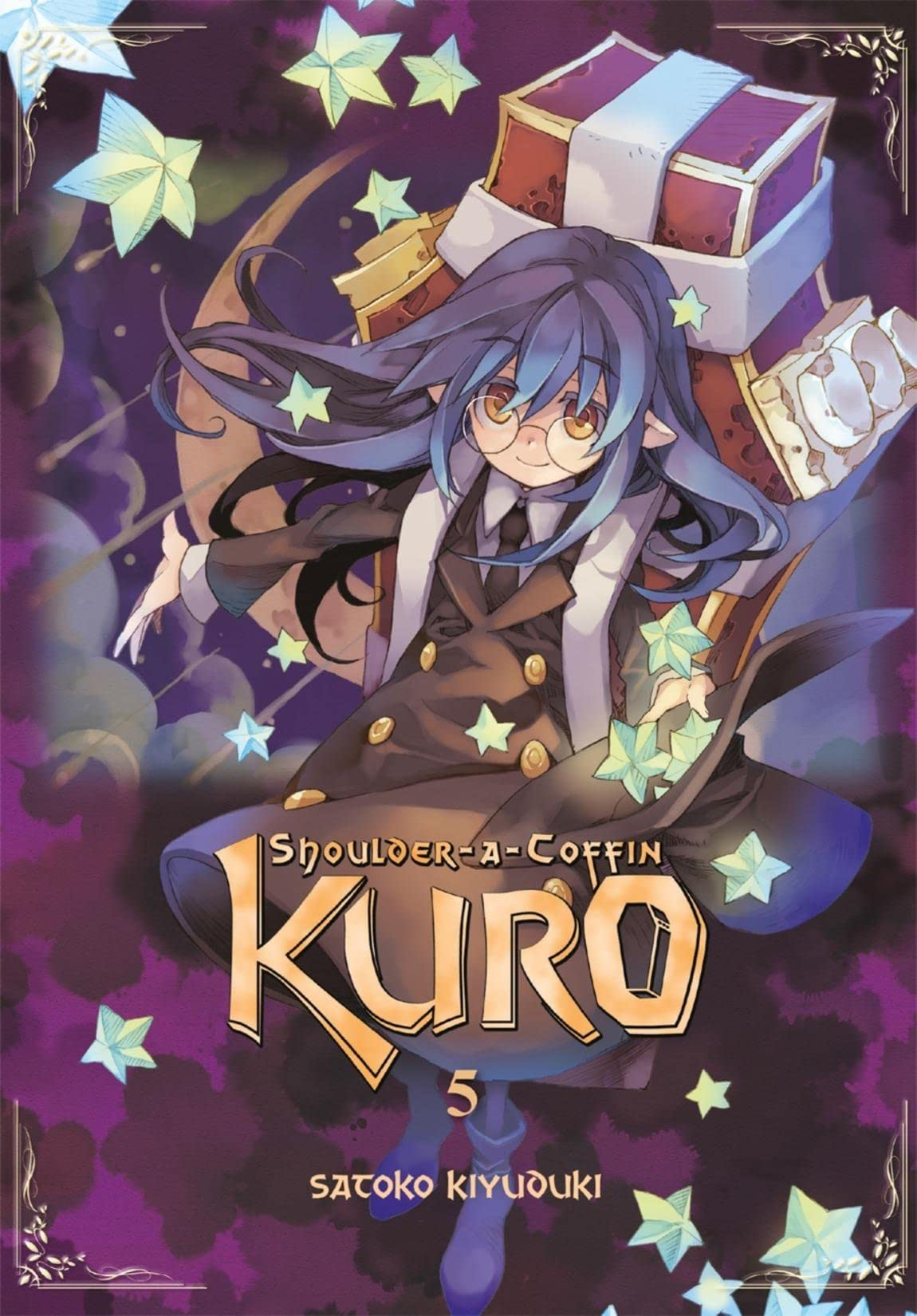 Shoulder-a-Coffin Kuro Vol. 5