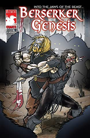 Berserker Genesis Vol. 1: Into the jaws of the beast...