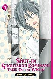 Shut-In Shoutarou Kominami Takes On the World Tome 1