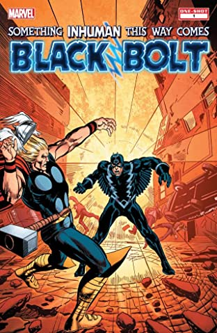 Black Bolt: Something Inhuman This Way Comes