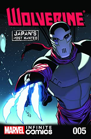 Wolverine: Japan's Most Wanted Infinite Comic #5