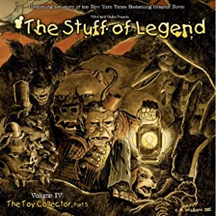 The Stuff of Legend Vol. 4 - The Toy Collector No.5 (sur 5)