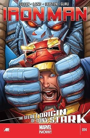 Iron Man (2012-2014) #14