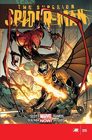 Superior Spider-Man No.15
