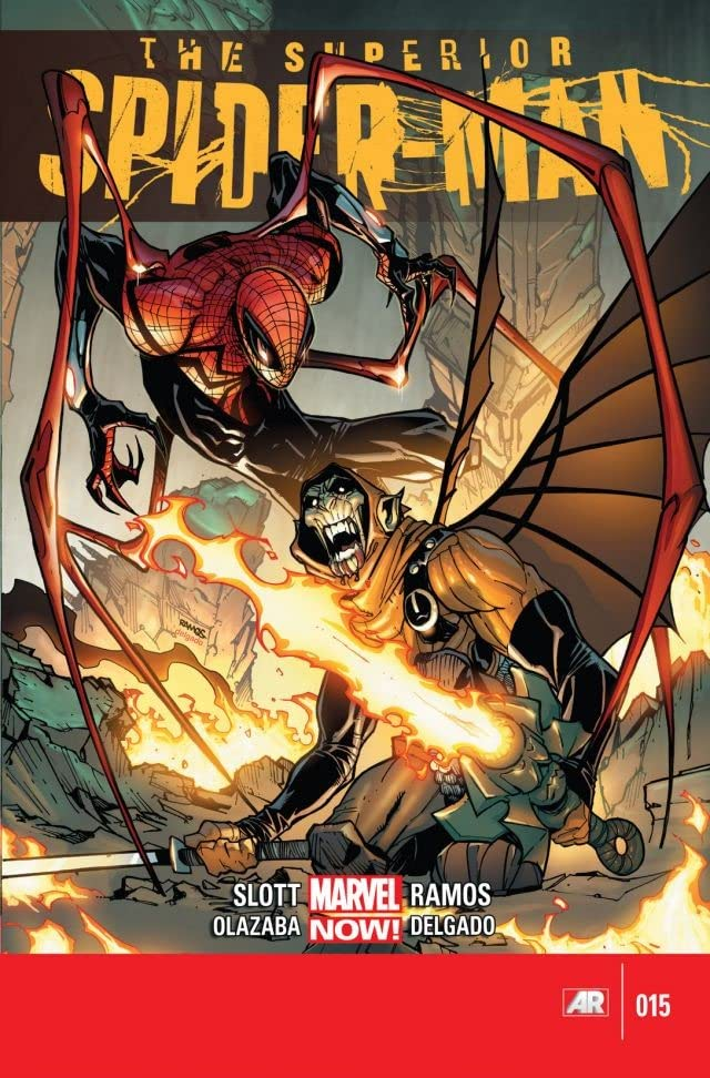 Superior Spider-Man #15