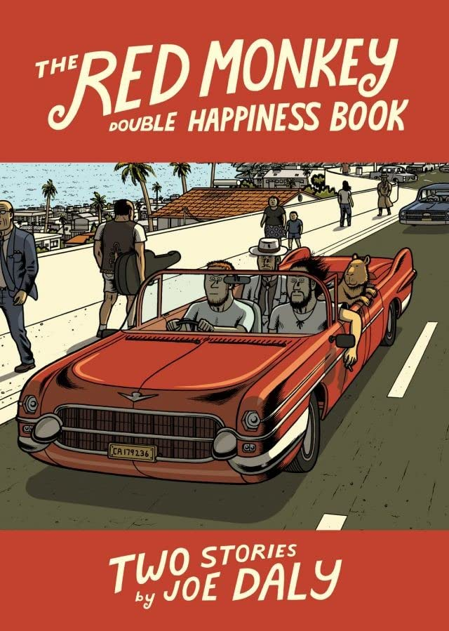 The Red Monkey Double Happiness Book