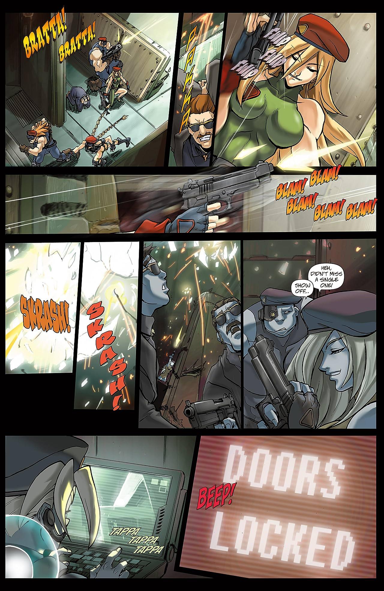Street Fighter #7