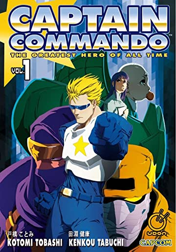 Captain Commando Vol. 1