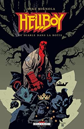 Hellboy Vol. 5: Le Diable dans la boîte