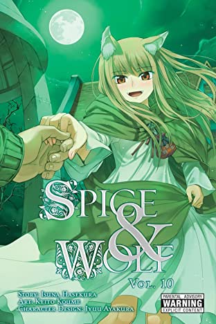 Spice and Wolf Vol. 10