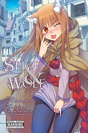 Spice and Wolf Vol. 11