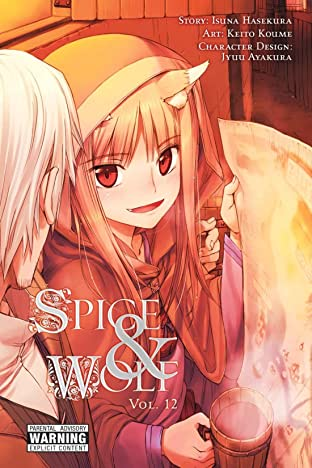Spice and Wolf Vol. 12