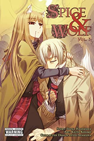 Spice and Wolf Vol. 3