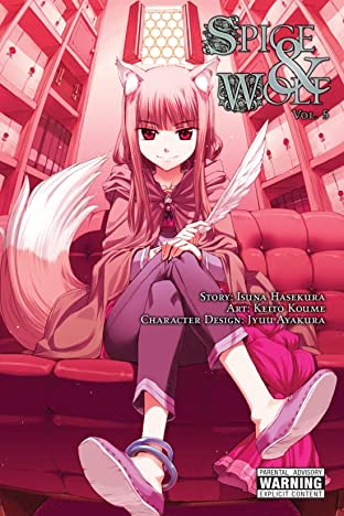 Spice and Wolf Vol. 5