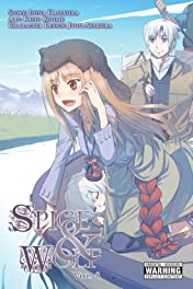 Spice and Wolf Vol. 8