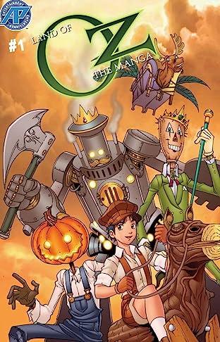 The Land of Oz: The Manga #1