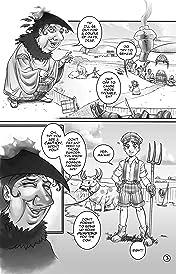 The Land of Oz: The Manga #1 (of 8)