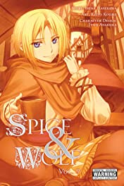 Spice and Wolf Vol. 9