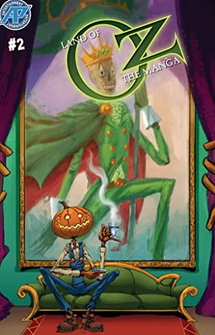 The Land of Oz: The Manga #2
