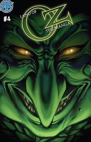 The Land of Oz: The Manga #4