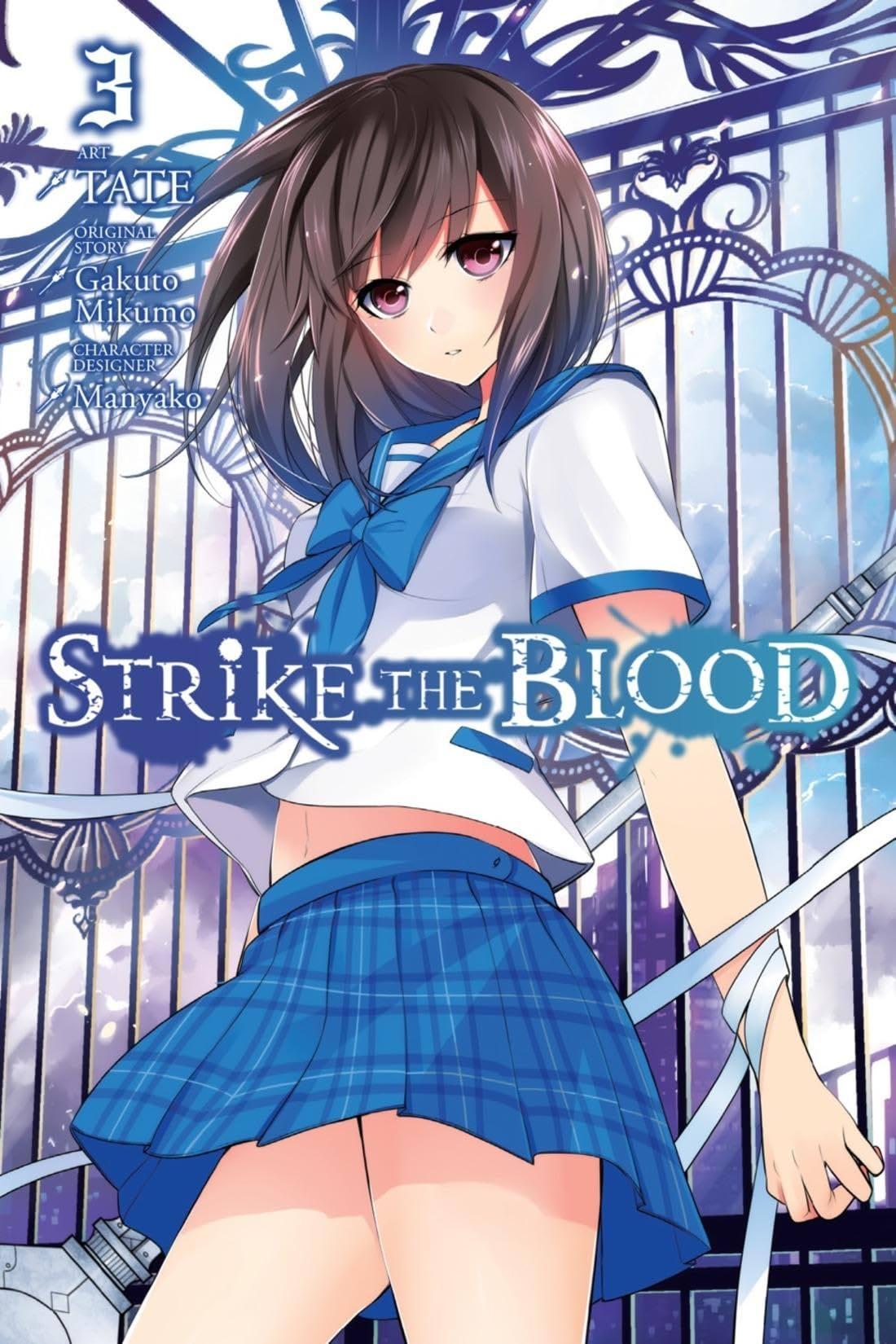 Strike the Blood Vol. 3