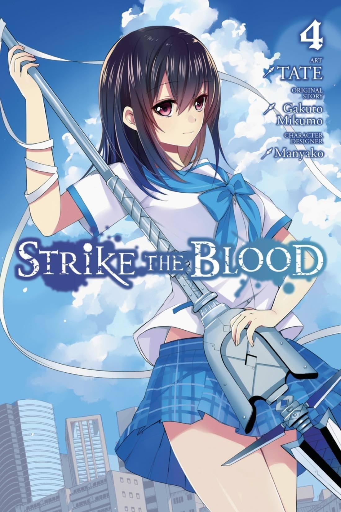 Strike the Blood Vol. 4