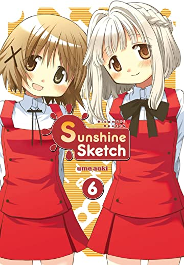 Sunshine Sketch Vol. 6