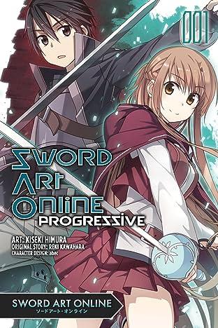 Sword Art Online Progressive Vol. 1