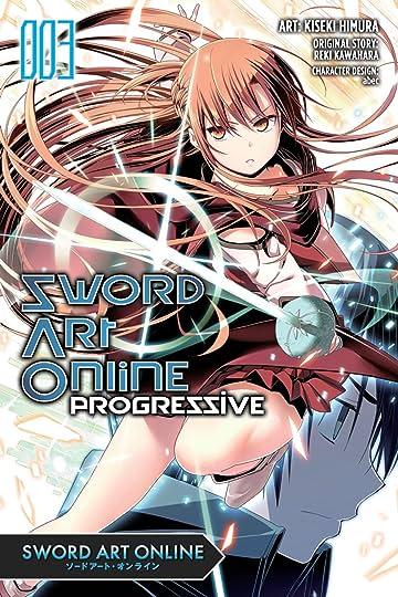 Sword Art Online Progressive Vol. 3