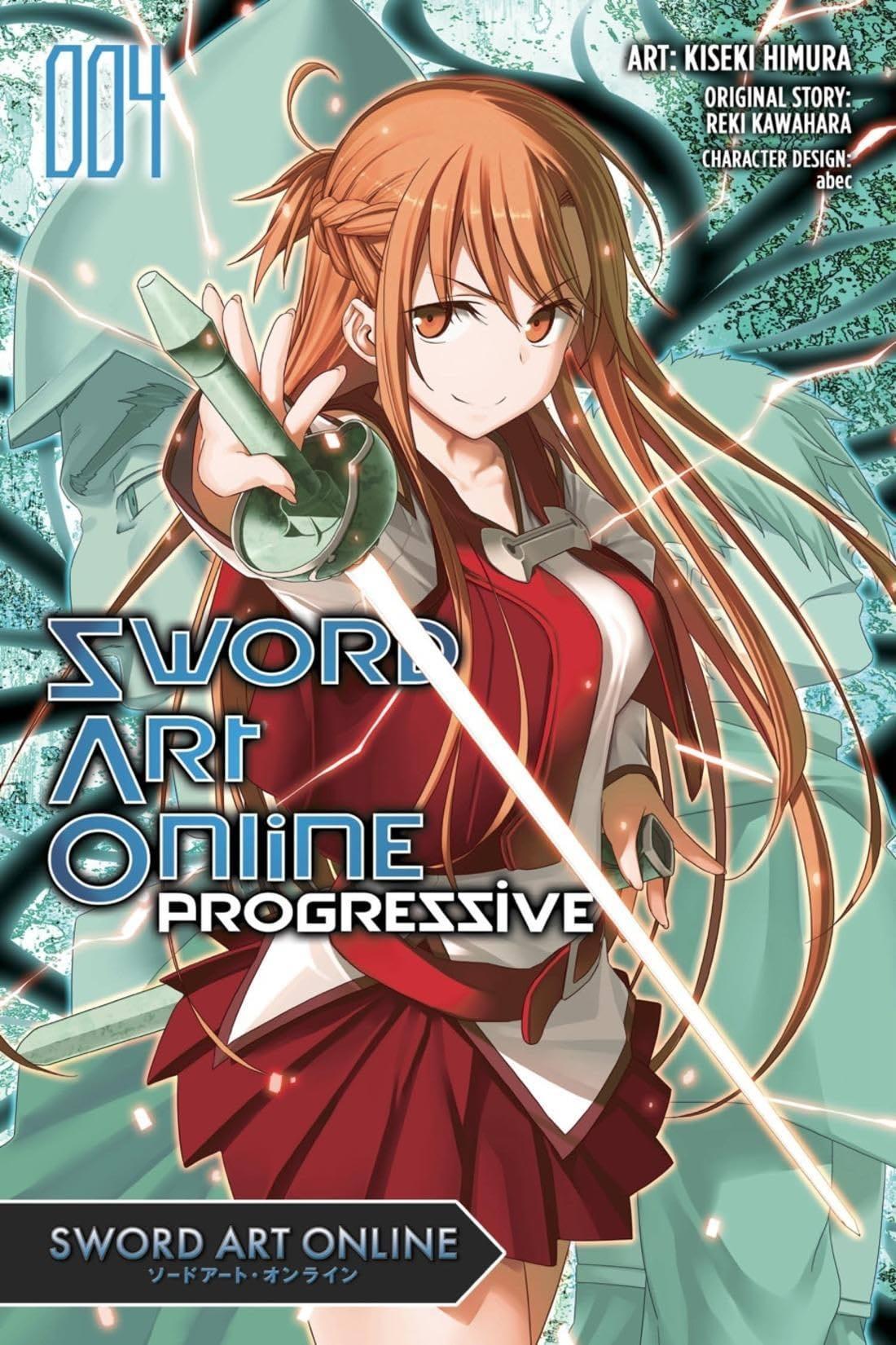 Sword Art Online Progressive Vol 4 Comics By Comixology