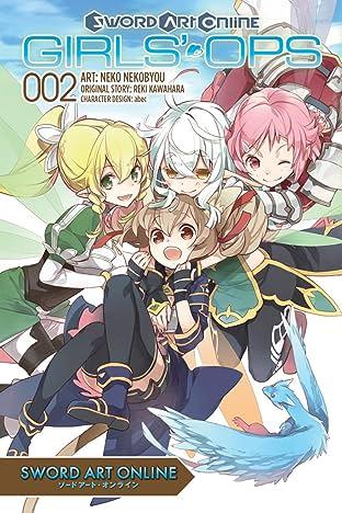 Sword Art Online: Girls' Ops Vol. 2