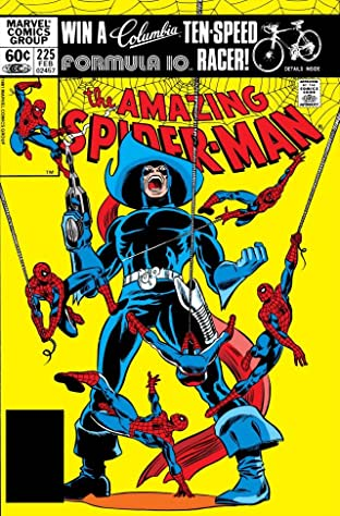 Amazing Spider-Man (1963-1998) #225