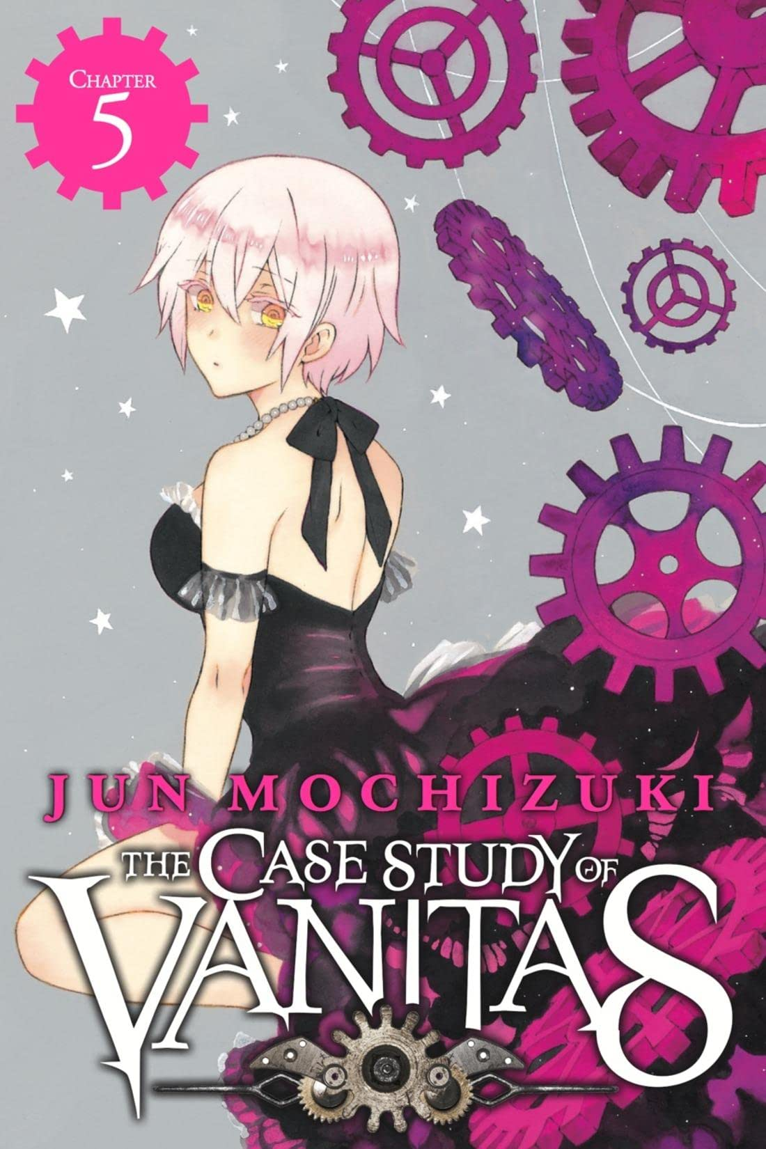 The Case Study of Vanitas #5
