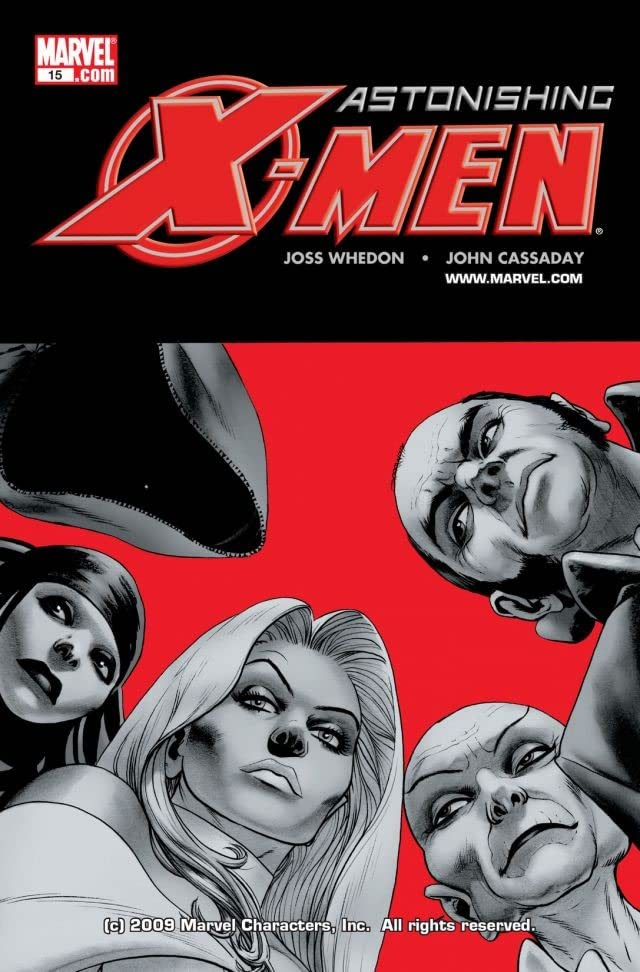 Astonishing X-Men (2004-2013) #15