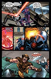 Dark Reign: Hawkeye #1 (of 5)