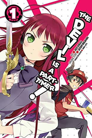 The Devil Is a Part-Timer Vol. 1