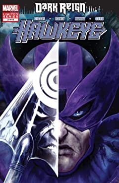 Dark Reign: Hawkeye #3 (of 5)